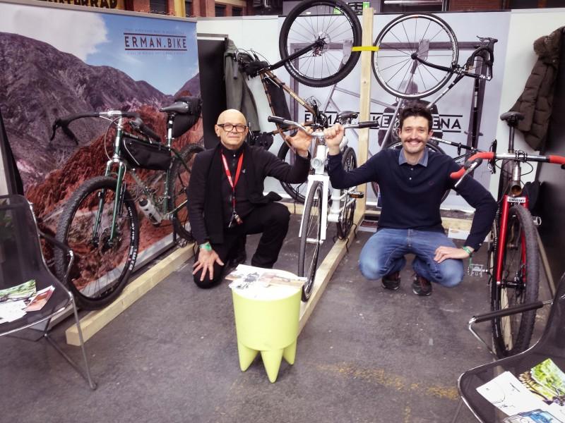 erman.bike berliner fahrradschau 2016