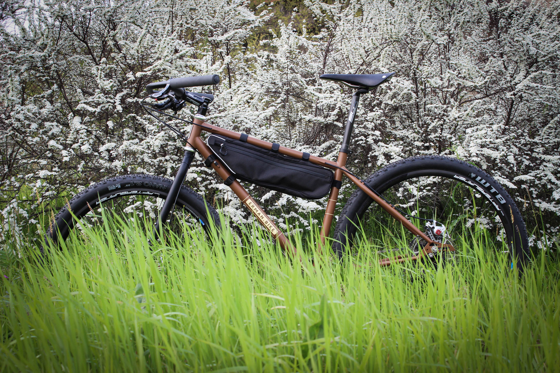 mondo adventure bikepacking handmade bicycle modena erman.bike erman bike erman