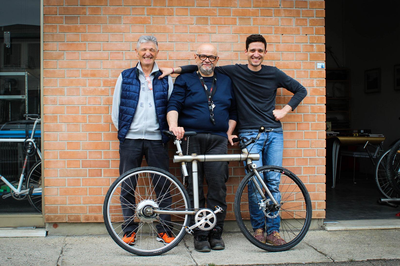 erman plus bike 2.0 prototype