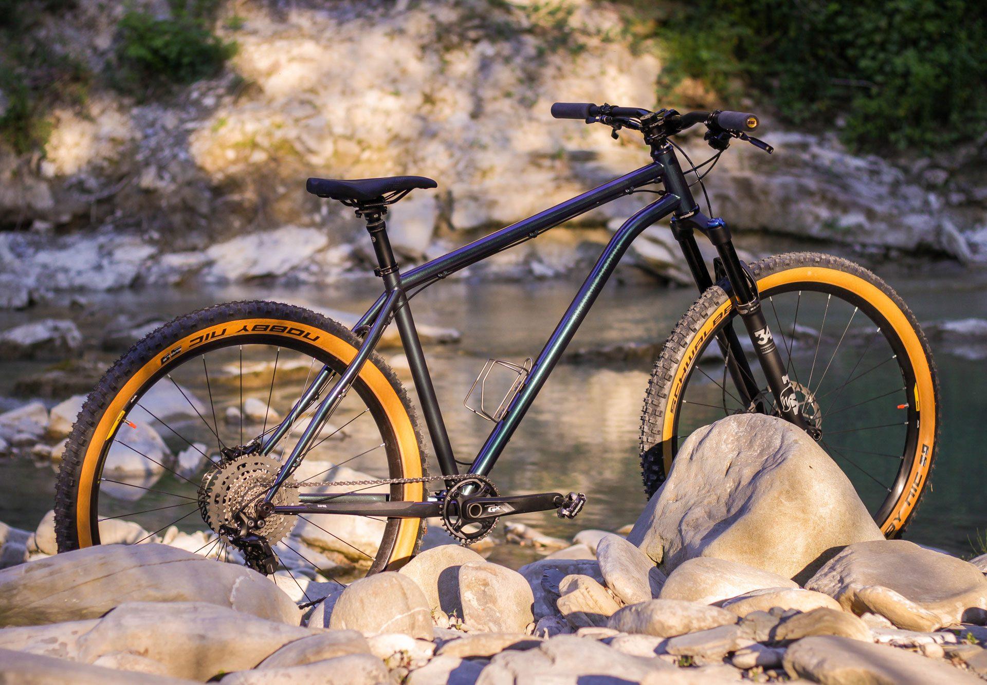 Spanezz erman bike