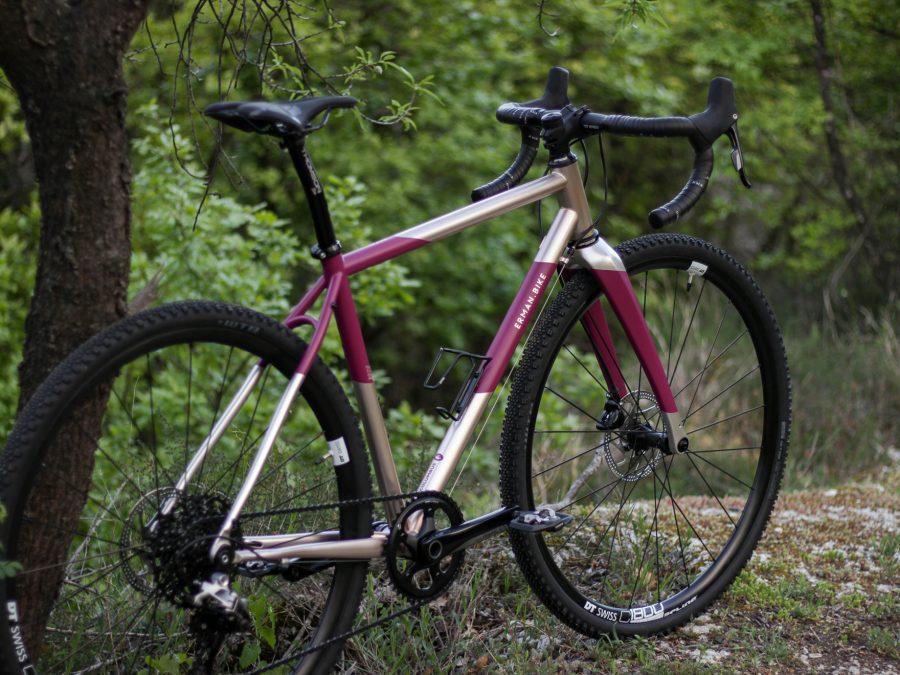 Irene's Dapartòtt Gravel bike